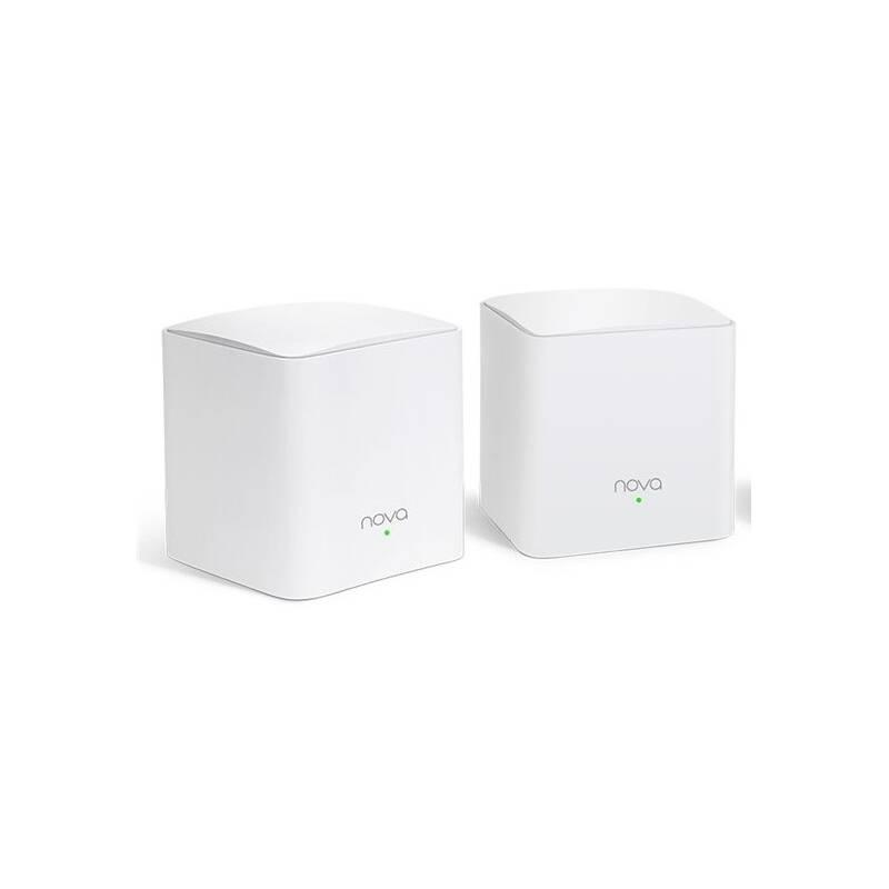 Router Tenda Nova MW5s WiFi Mesh (2-pack) biely + Doprava zadarmo