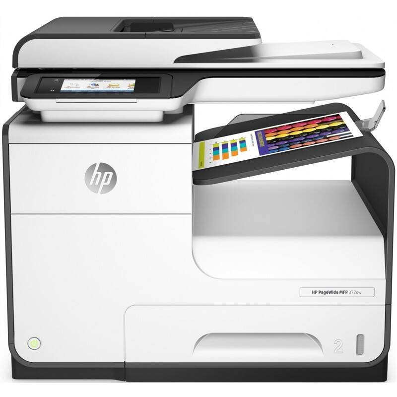 Tlačiareň multifunkčná HP PageWide 377 (J9V80B#A81)