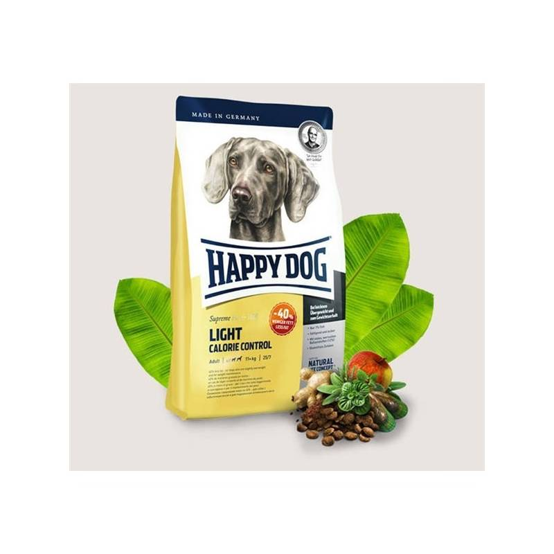 Granule HAPPY DOG Light Calorie Control 12,5 kg