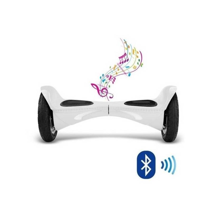 Kolonožka OFFROAD Auto Balance APP BT - bílá