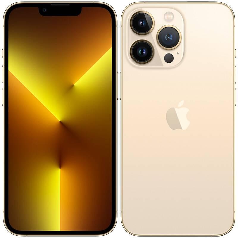 Mobilný telefón Apple iPhone 13 Pro 256GB Gold (MLVK3CN/A)