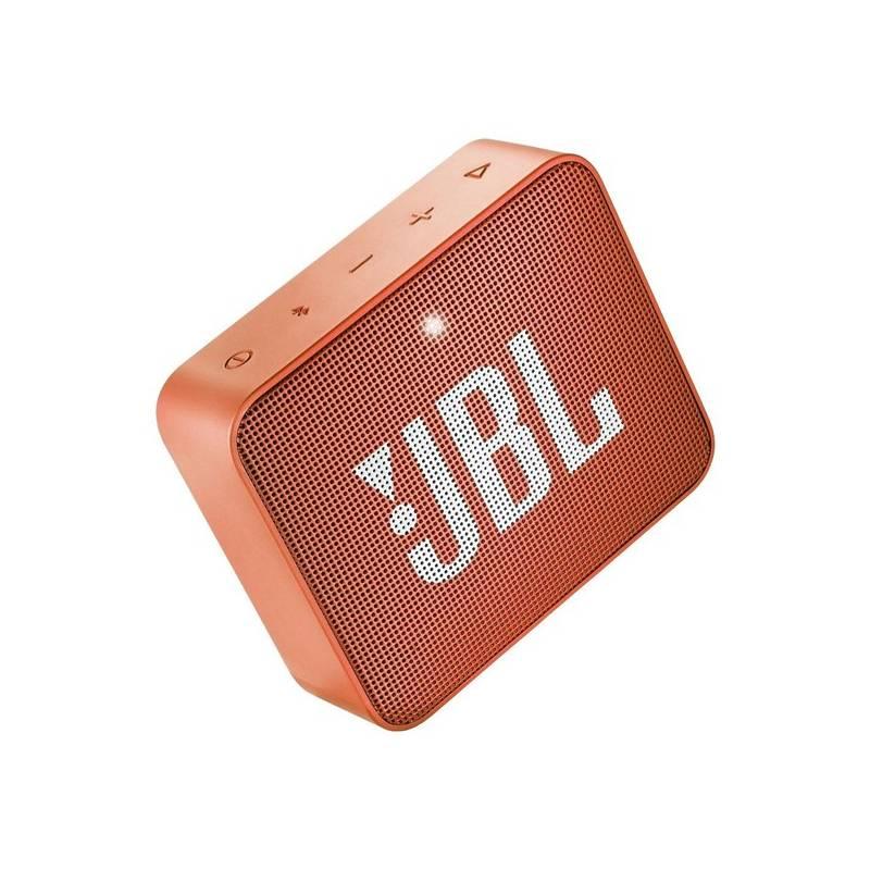 Prenosný reproduktor JBL GO 2 oranžový