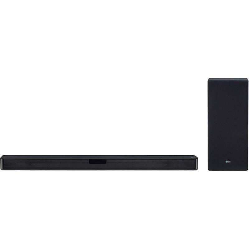 Soundbar LG SL5Y čierny