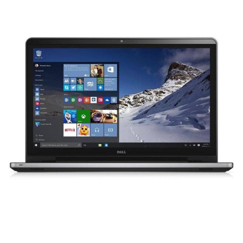Notebook Dell Inspiron 15 5000 (5567) (N-5567-N2-514S) sivý + Doprava zadarmo