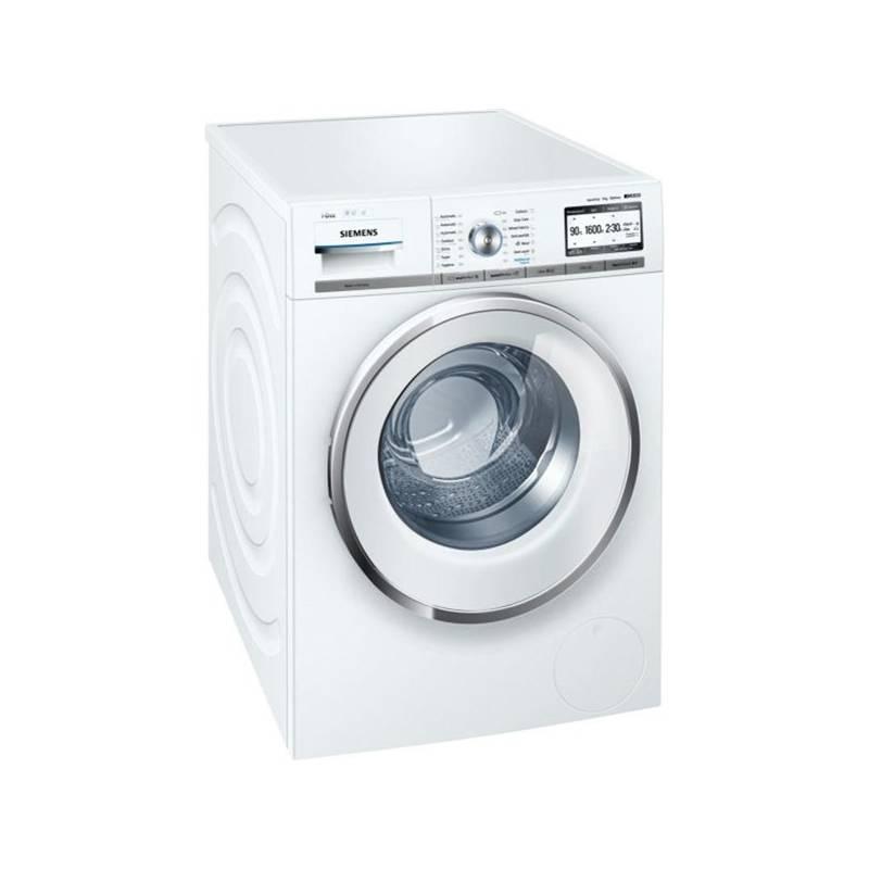 Automatická práčka Siemens iDos WM16Y891EU biela + Doprava zadarmo