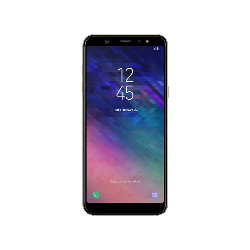 Mobilný telefón Samsung Galaxy A6+ (SM-A605FZDNXEZ) zlatý Software F-Secure SAFE, 3 zařízení / 6 měsíců (zdarma)
