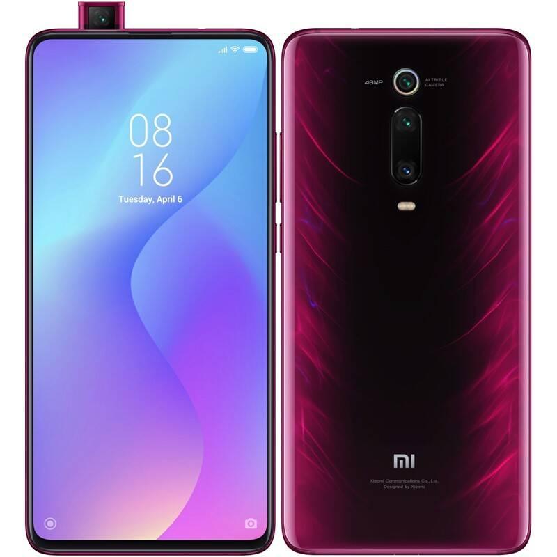 Mobilní telefon Xiaomi Mi 9T 128 GB Dual SIM (23919) červený