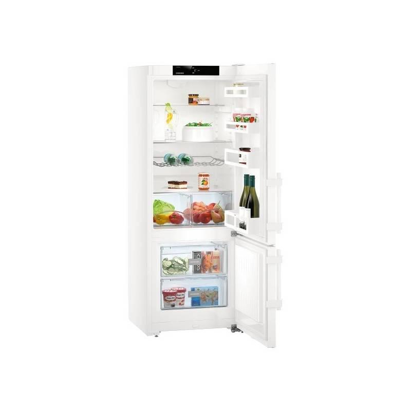 Kombinácia chladničky s mrazničkou Liebherr Comfort CU 2915 biela + Doprava zadarmo