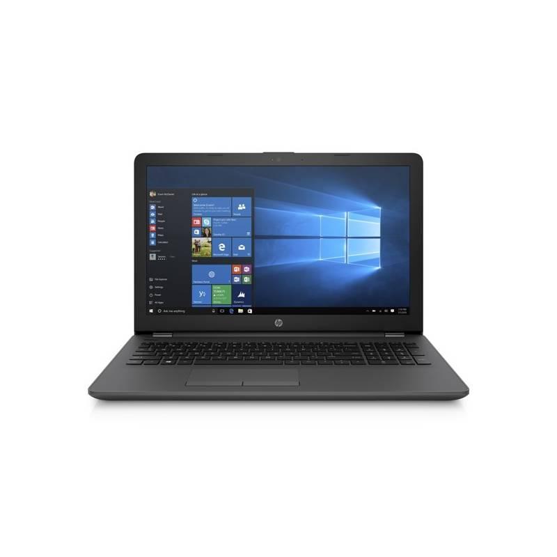 Notebook HP 250 G6 (3QL55ES#BCM) černý