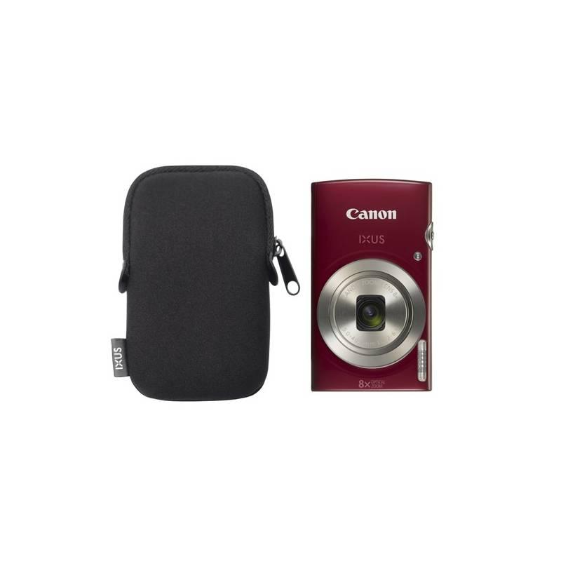 Digitálny fotoaparát Canon IXUS 185 + orig.pouzdro červený