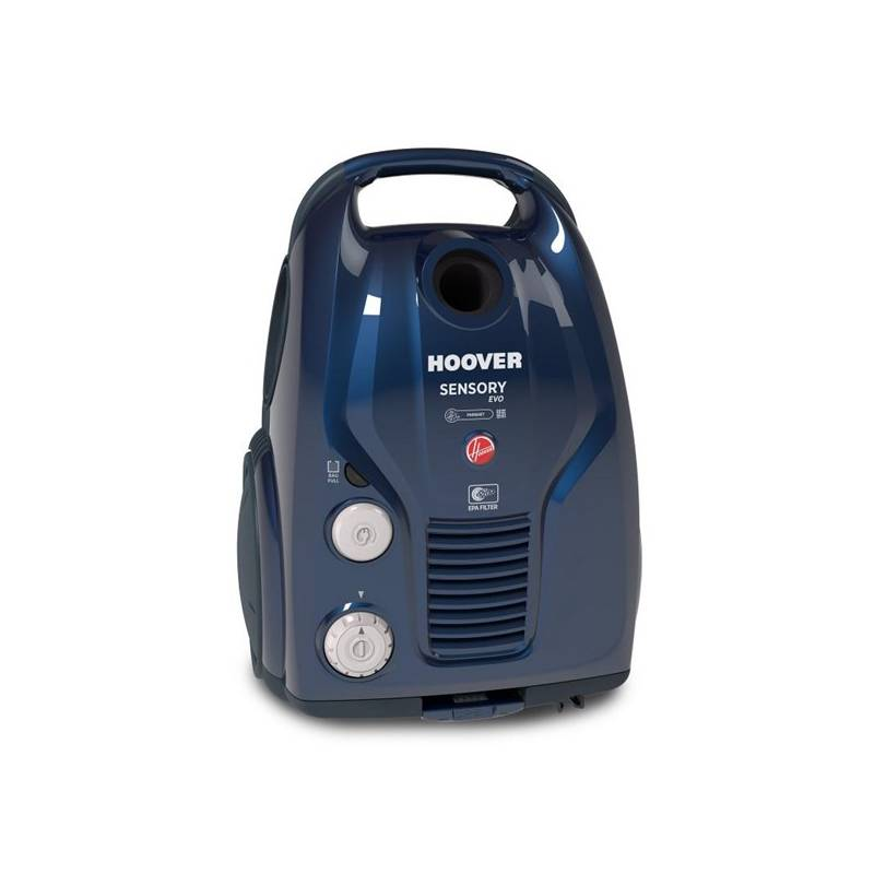 Podlahový vysávač Hoover Sensory SO30PAR 011 modrý + Doprava zadarmo