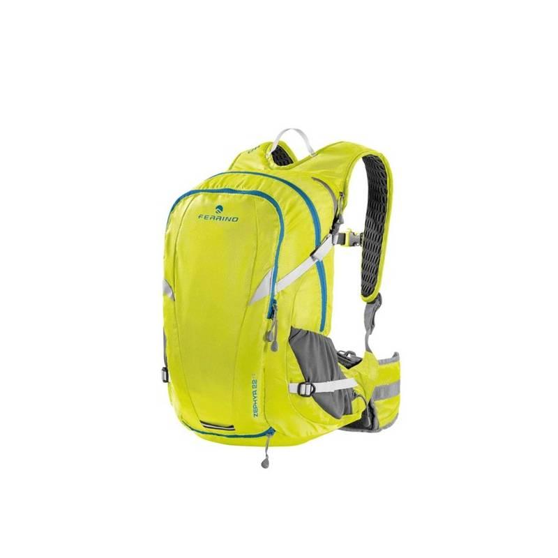 Batoh športovný Ferrino cyklistický ZEPHYR 22+3L zelený