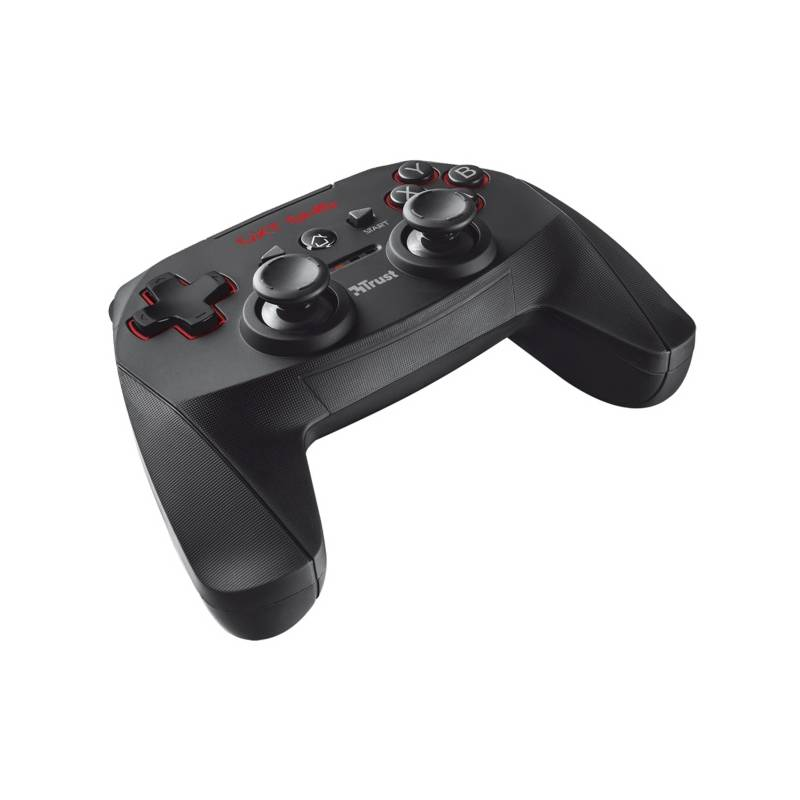 Gamepad Trust GXT 545 Wireless pro PC, PS3 (20491) čierny