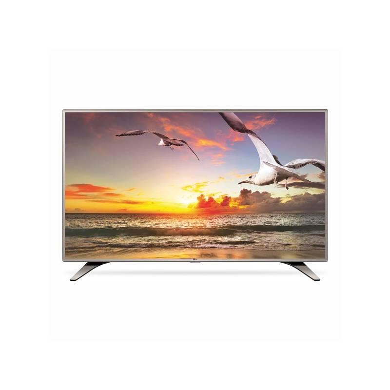 Televízor LG 49LH615V strieborná + Doprava zadarmo