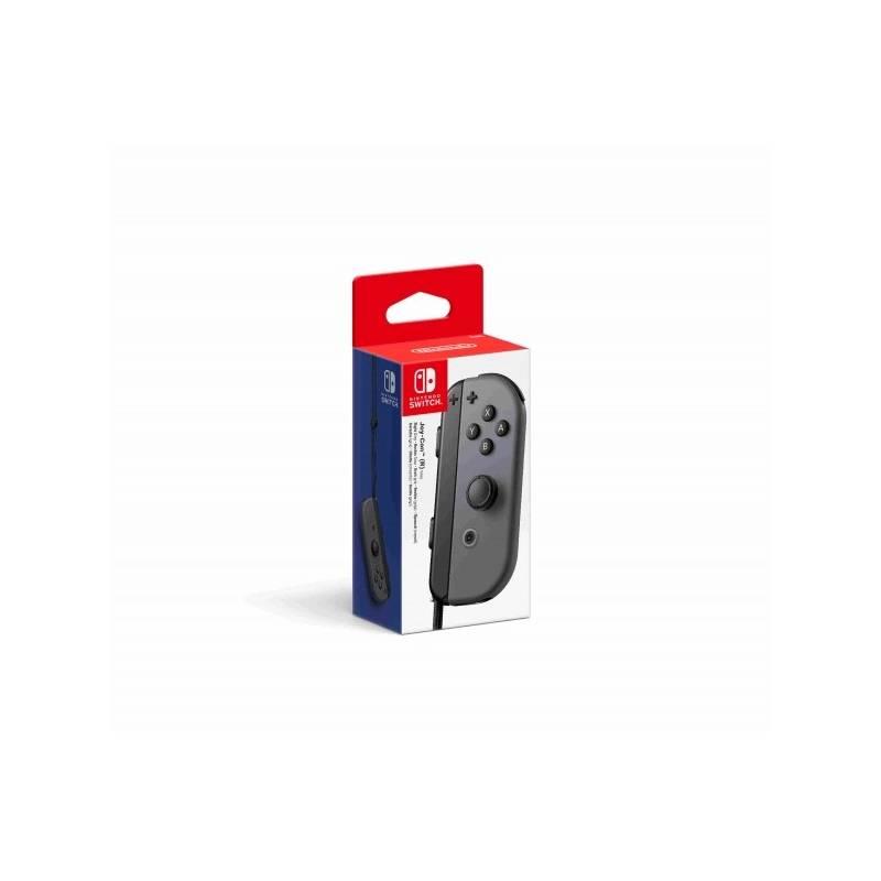 Gamepad Nintendo Joy-Con (R) (NSP040) sivý