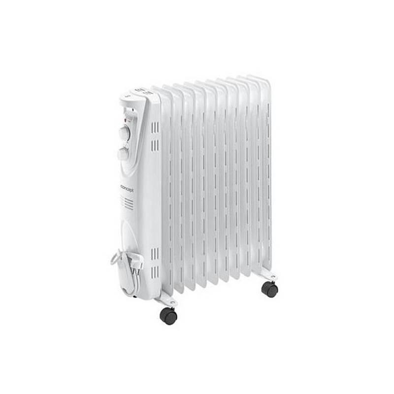 Olejový radiátor Concept RO3211 sivý