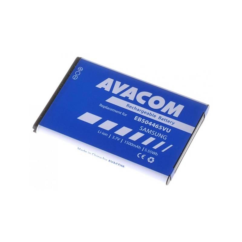 Batéria Avacom pro Samsung SGH-i8910, Li-Ion 1500mAh (náhrada EB504465VU) (GSSA-I891-S1200A)
