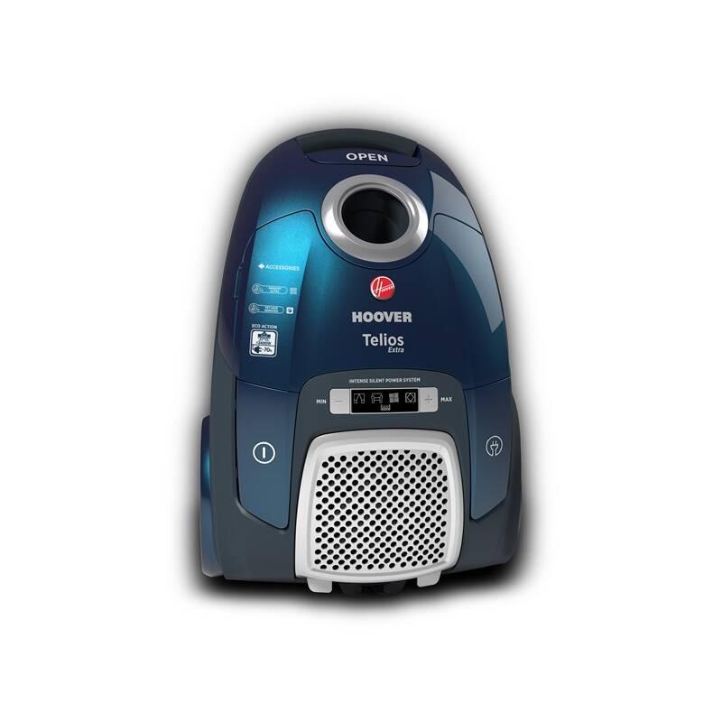 Vysávač podlahový Hoover Telios Extra TX60PET011 modrý/zelený + Doprava zadarmo