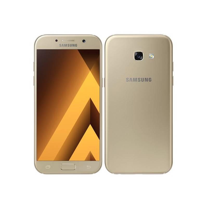 Mobilný telefón Samsung Galaxy A5 (2017) (SM-A520FZDAETL) zlatý Software F-Secure SAFE, 3 zařízení / 6 měsíců (zdarma)