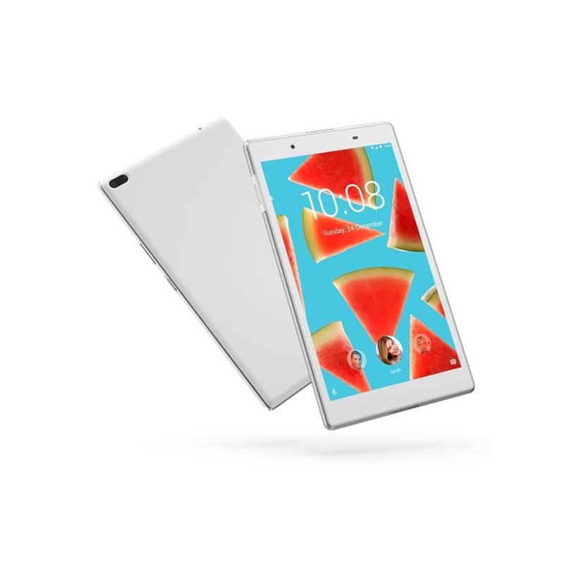 "Tablet Lenovo TAB4 8"" LTE (ZA2D0004CZ) biely + Doprava zadarmo"