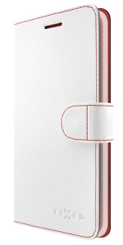 Puzdro na mobil flipové FIXED FIT pro Xiaomi Redmi Note 5 (FIXFIT-281-WH) biele