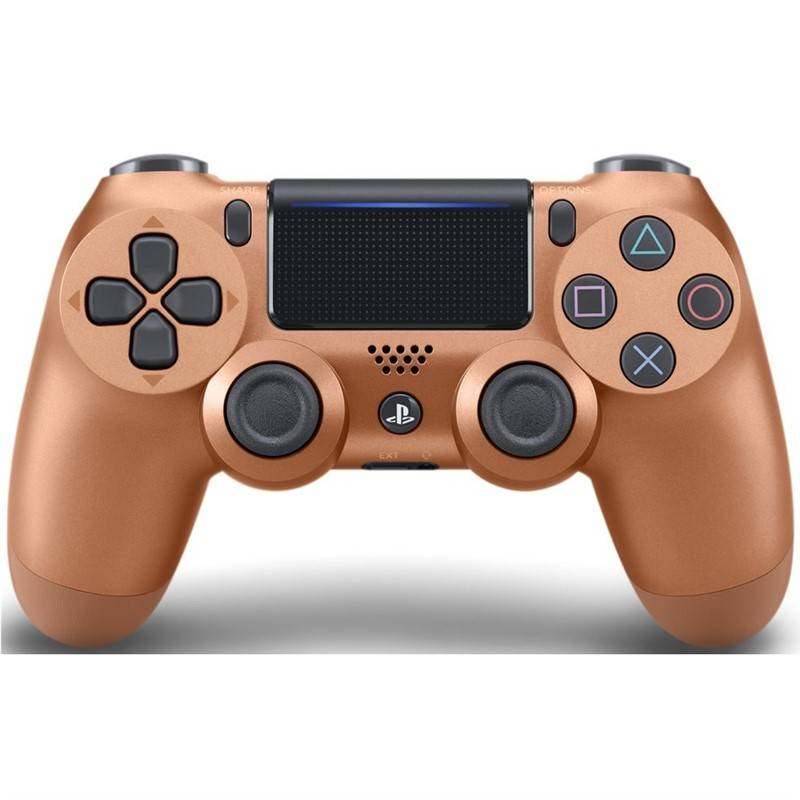 Gamepad Sony Dual Shock 4 pro PS4 v2 - Copper (PS719766315)