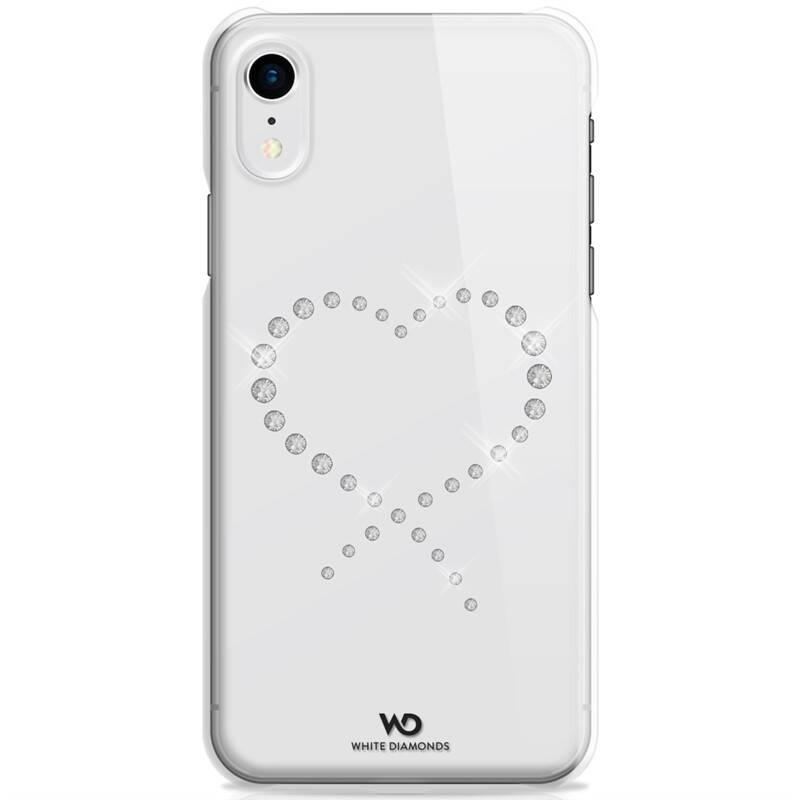 Kryt na mobil White Diamonds Eternity na Apple iPhone 6/6s/7/8/SE (2020) (WD1340ETY5) priehľadný