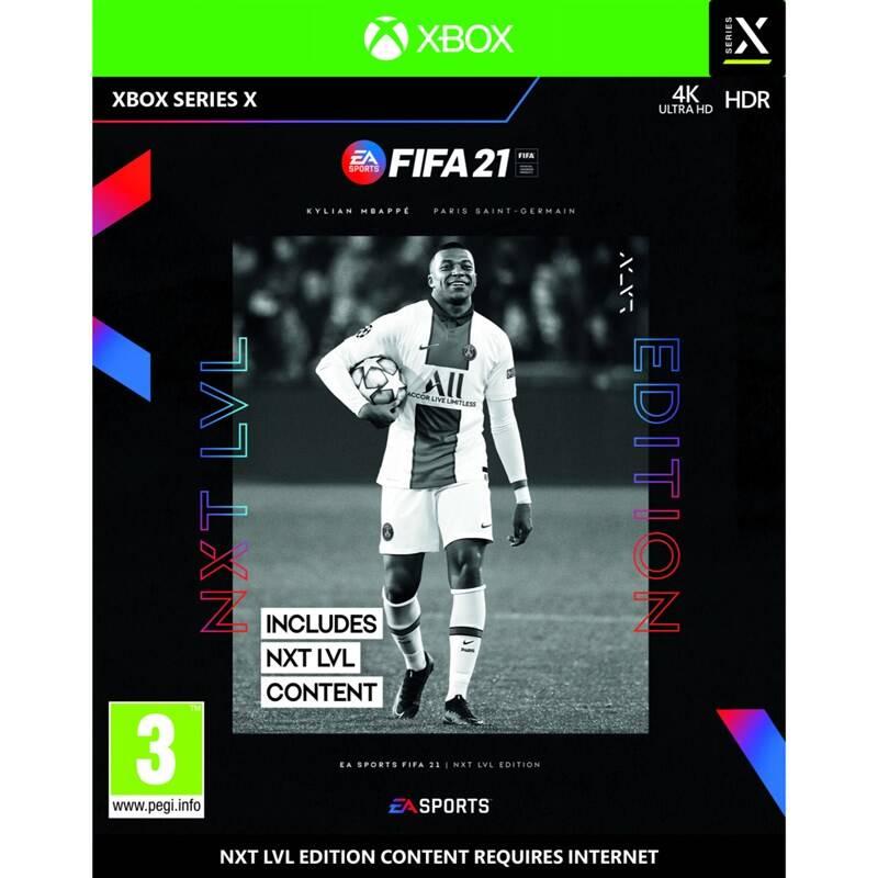 Hra EA Xbox One FIFA 21 - NXT LVL Edition (EAX420619)