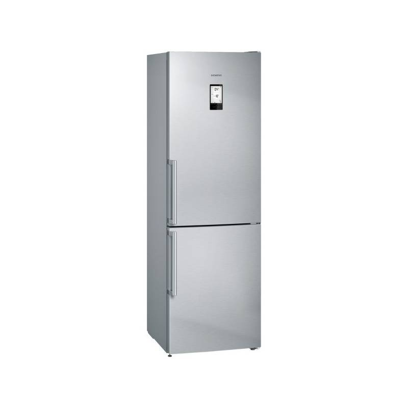 Kombinácia chladničky s mrazničkou Siemens KG36NAI45 nerez + Doprava zadarmo