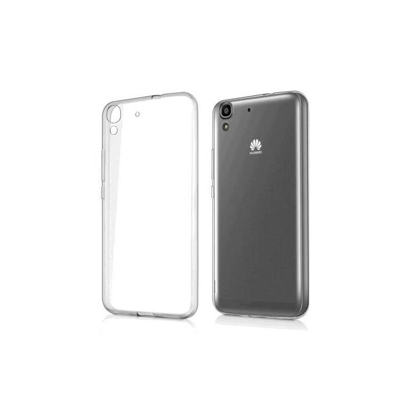 Kryt na mobil Huawei Y6 Pro (51991408) priehľadný