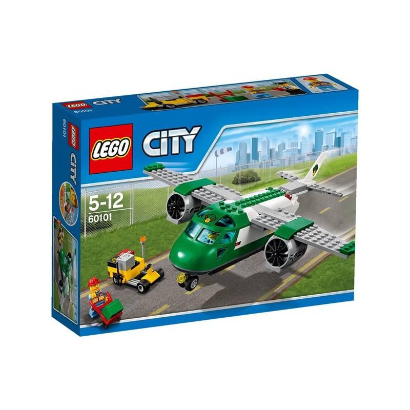 Stavebnica LEGO® City Letiště 60101 Nákladní letadlo
