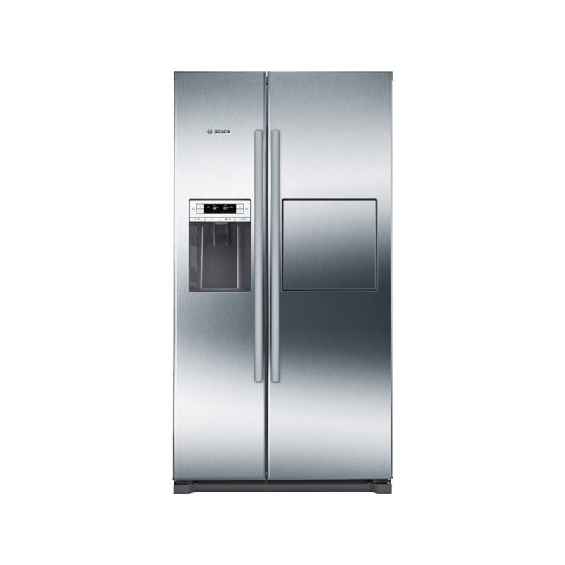 Kombinácia chladničky s mrazničkou Bosch KAG90AI20 nerez + Doprava zadarmo