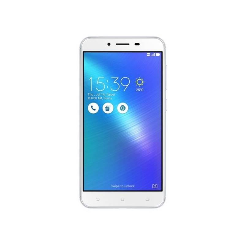 Mobilný telefón Asus ZenFone 3 Max ZC553KL (ZC553KL-4J034WW) strieborný Software F-Secure SAFE, 3 zařízení / 6 měsíců (zdarma)