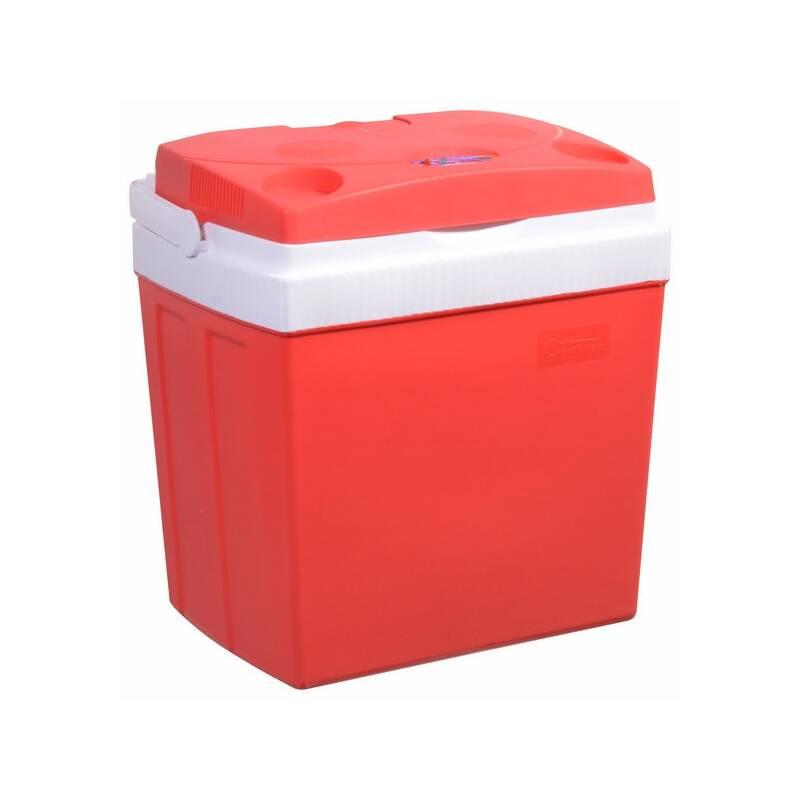 Chladiaci box Compass 30 l RED 220 / 12 V displej s teplotou