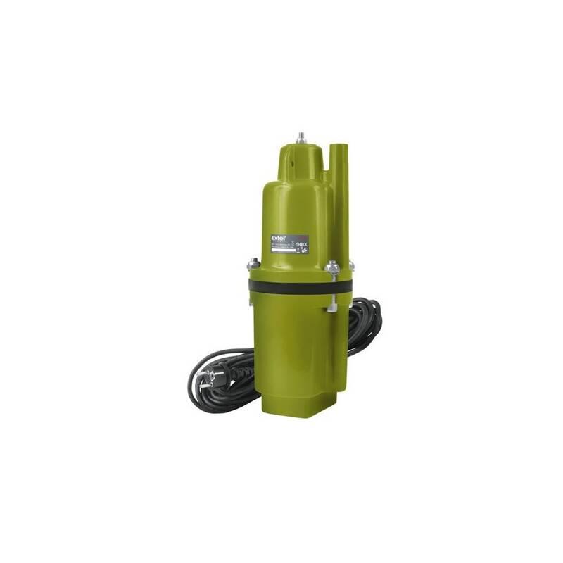 Čerpadlo hlbinné EXTOL Craft 414170 zelené + Extra zľava 5 %   kód 5HOR2020