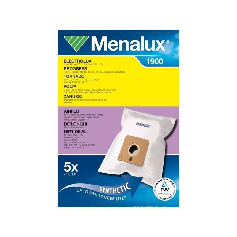Sáčky pre vysávače Menalux DCT120