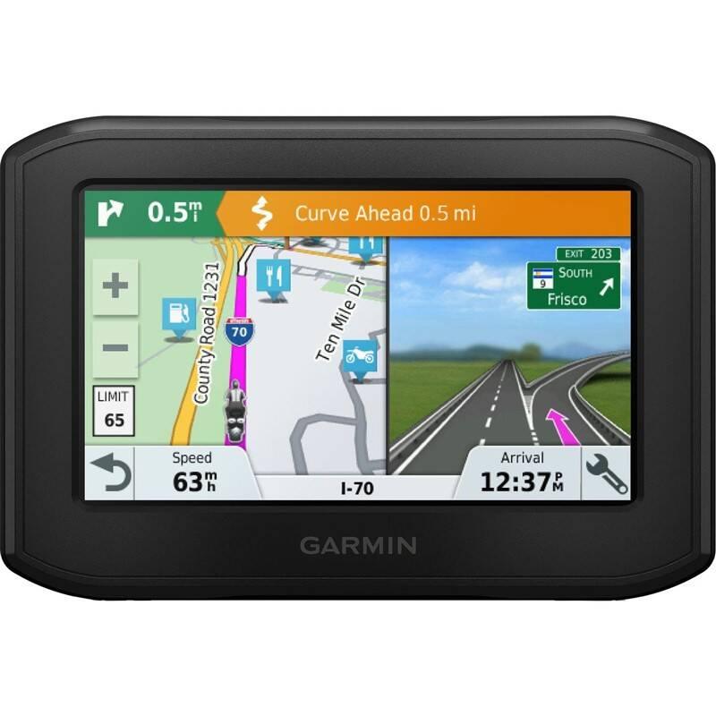 Navigačný systém GPS Garmin zümo 396 (010-02019-10) čierny