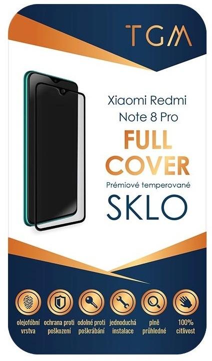 TGM Full Cover pro Xiaomi Redmi Note 8 Pro, černá