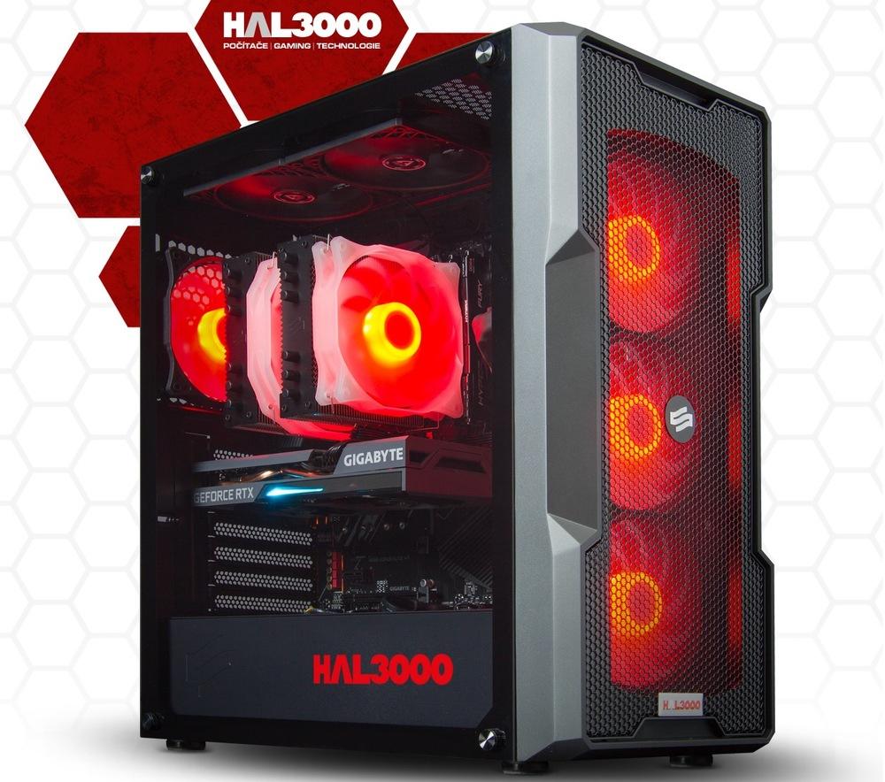 HAL3000 Alfa Gamer Elite 3060