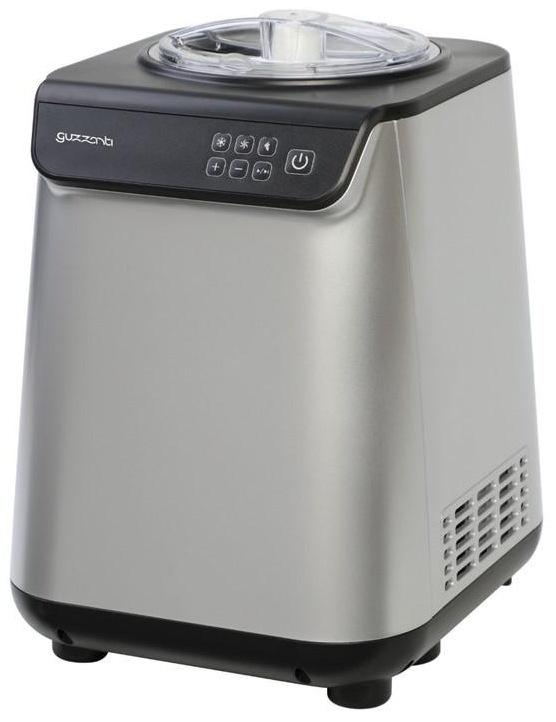 Guzzanti GZ 151A, stříbrná/černá