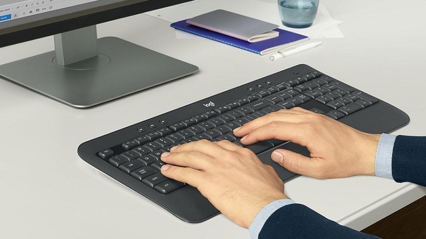 Klávesnica s myšou Logitech Wireless Combo MK540 Advanced