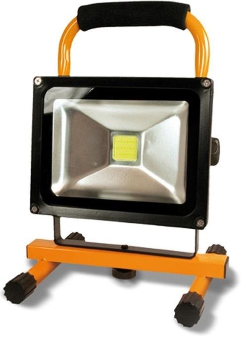 Arcas Flood Light LED, 20 W, oranžová