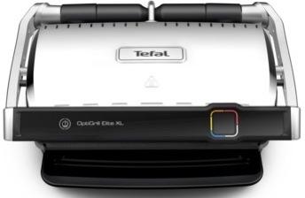 Tefal GC760D30 Optigrill Elite XL, černá/nerez