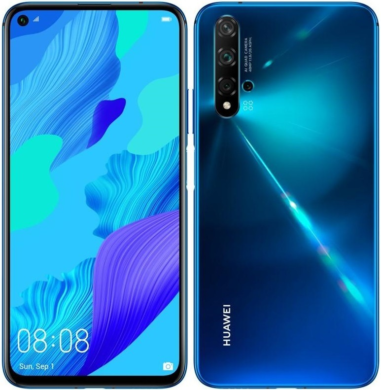 Smartphone Huawei Nova 5T