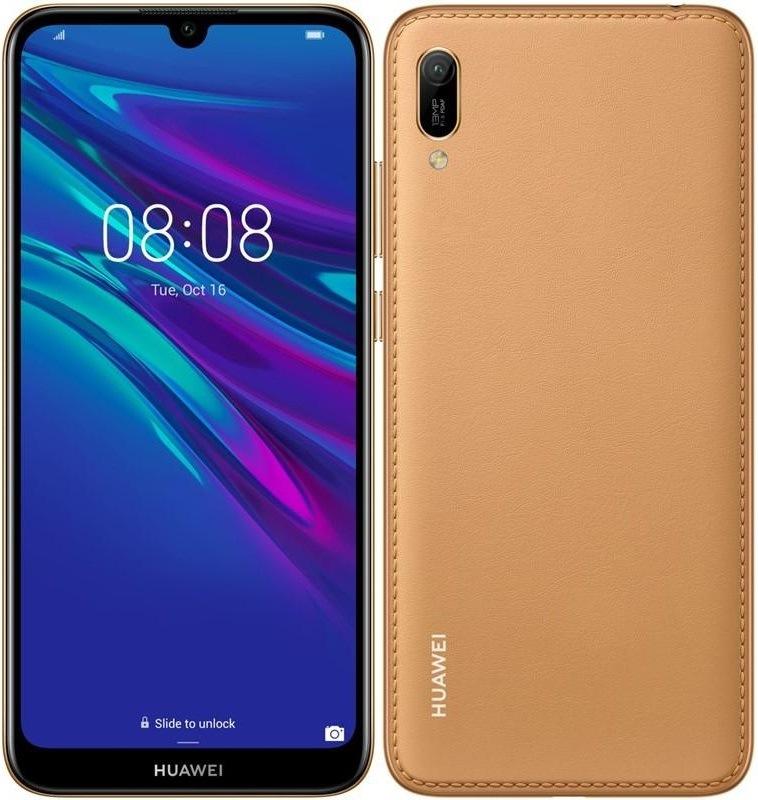 Huawei Y6 2019, hnědá