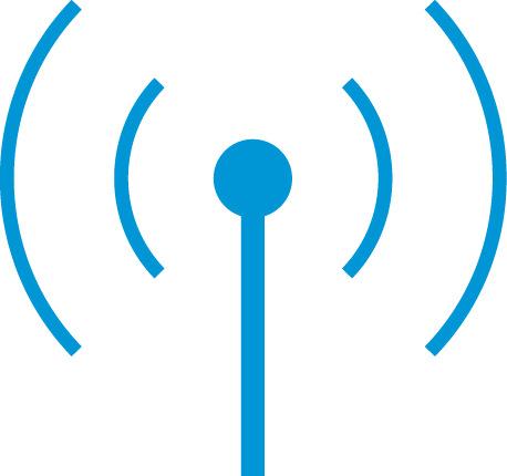Bezdrátové připojení Wi-Fi a Bluetooth