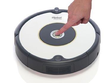iRobot Roomba 605, bílá