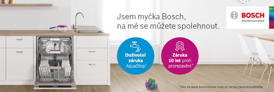 Bosch Serie | 6 SMS6ZCI48E, nerezová
