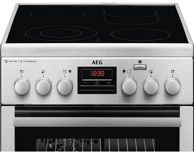 AEG Mastery CCB56471BX SteamBake, nerez