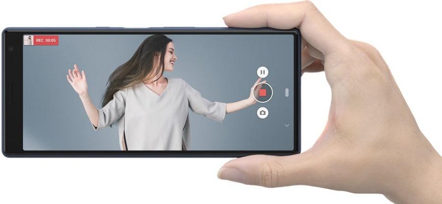 Sony Xperia 10 Plus (kamera)